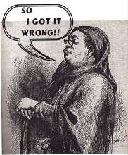 "Image result for ""So I got it wrong"""